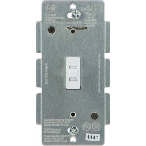 z wave l switch shop ge z wave plus 15 single pole 3 way wireless