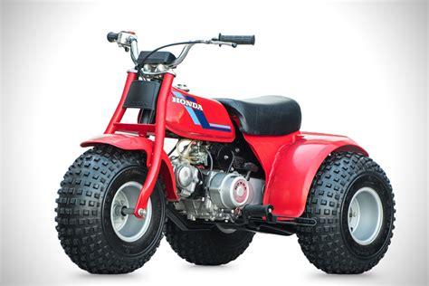 1984 Honda Atc70 Three-wheeler