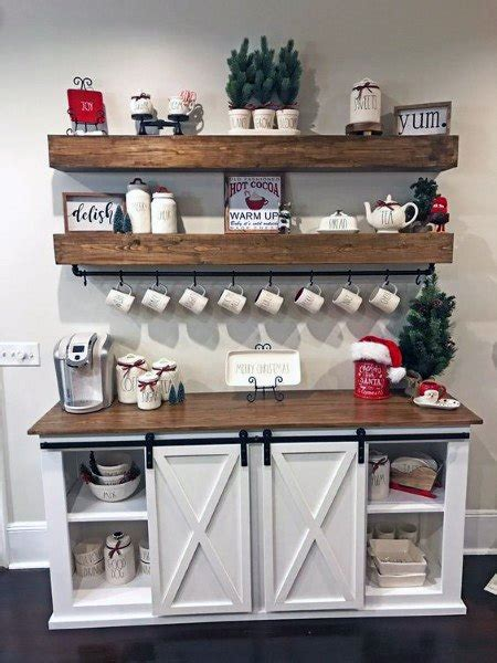 Home Coffee Bar Design Ideas by Top 60 Best Coffee Bar Ideas Cool Personal Java Cafe Designs