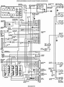 Could You Post A Fuse Digram  U0026 Relay Ffor A 1990 Olds 88