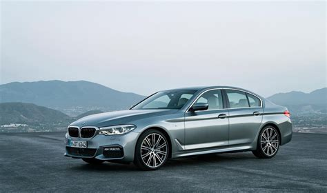 2017 Bmw 5 Series Prices Revealed For Germany