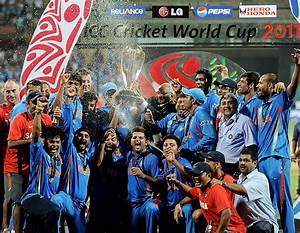 India Win Their Second World Cup Cricket ESPNcricinfo