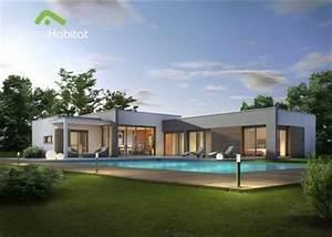 modele pereire du constructeur de maison littoral habitat With marvelous dessin de belle maison 1 de maison prix