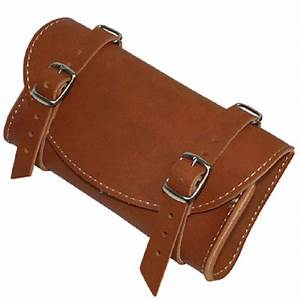 Trousse A Outils : trousse outils sacoche de selle simili cuir marron ~ Melissatoandfro.com Idées de Décoration