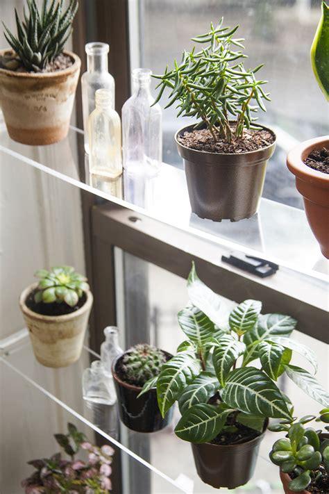 diy floating window shelves designsponge