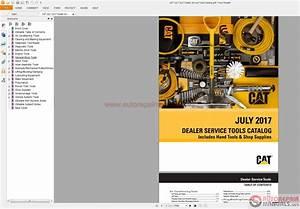 Dealer Service Tools Cat July 2017