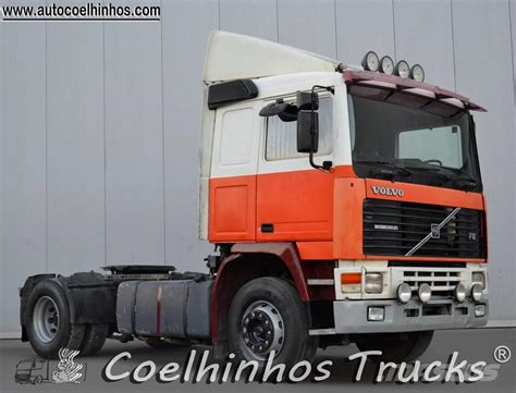 volvo tractor price used volvo f12 400 tractor units year 1994 price 12 890