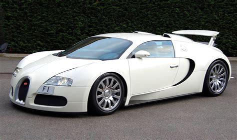 Bugatti Veyron F1 , Size