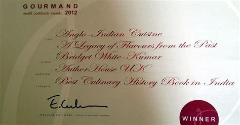 Angloindian Food  By Bridget Whitekumar Angloindian