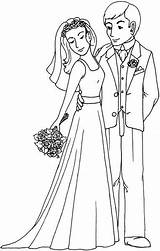 Bride Coloring Groom Pages Stamps Place Married Printable Embroidery Beccy Books Digi Beccysplace Couples Cards Couple Sheets Grooms Colour Getting sketch template