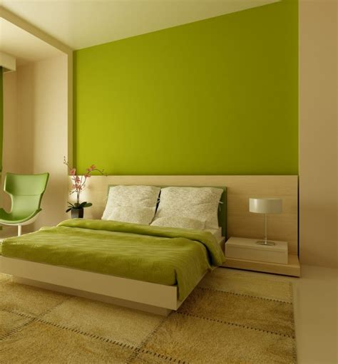 experiment with wall paint colors green to make your home