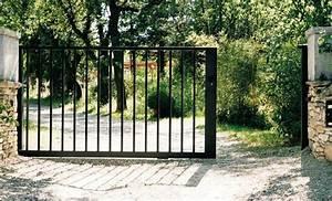 Comment Poser Un Portail : comment quiper un portail coulissant bricobistro ~ Premium-room.com Idées de Décoration