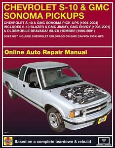 1999 Chevrolet Blazer Haynes Online Repair Manual