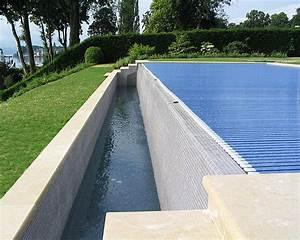 Piscine A Débordement : volet roulant pour piscine a debordement mesdemos ~ Farleysfitness.com Idées de Décoration