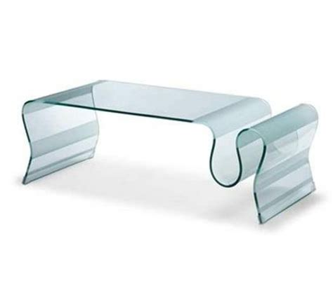 bent glass end table zm bent glass coffee table parnian furniture