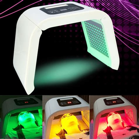 4 Color PDT LED Light Skin Care Rejuvenation Photon