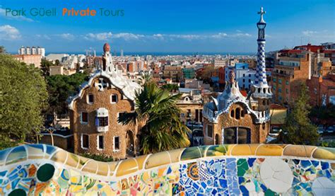 Bureau De Change Architects - park güell tours visit barcelona tickets