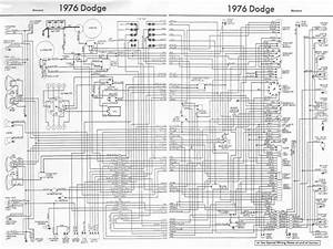 Dodge Monaco 1976 Complete Electrical Wiring Diagram