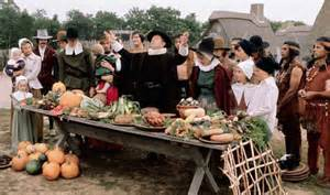a brief history of thanksgiving