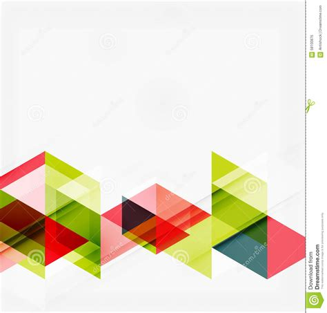 Abstract Shapes Overlapping by Abstract Geometric Background Modern Overlapping Stock