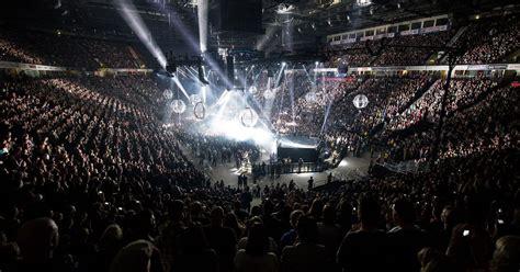 manchester arena seating plan capacity   eat
