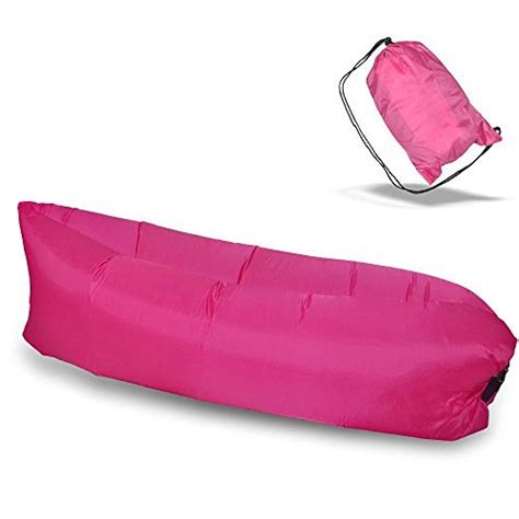 air sleeping bag waterproof lounger chair fast inflatable camping lazy sofa bed buy