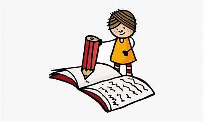 Writing Communication Clipart Written Children Clip Shema