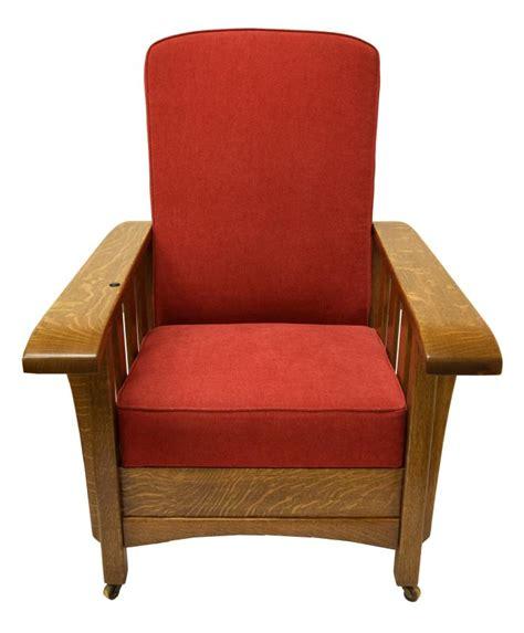 push button morris chair by royal chair co