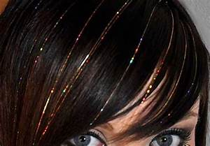 Send You A Hair Tinsel Kit  Complete With Extensions And