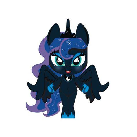 princess luna paper pony figurine  printable