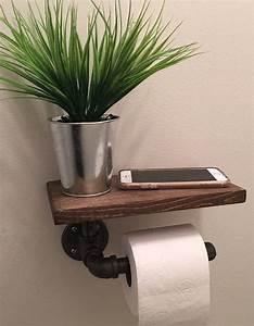 decorer ses toilettes sans faire ringard elle decoration With salle de bain design avec boite en carton à décorer