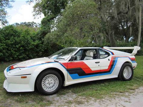 M1 For Sale Bmw by 1979 Bmw M1 For Sale Classiccars Cc 912586