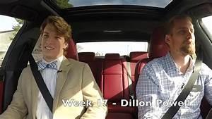 Lexus of Richmond Leadership Drive Week 17 Dillon Powell