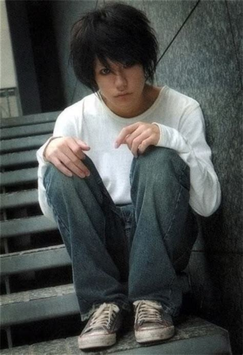 Death Note Movie L  L From The Death Note Movie! He's So