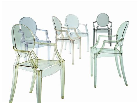 chaise transparente leroy merlin kartell louis ghost chair philippe starck atomic interiors