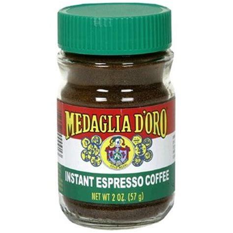 substitute for espresso powder medaglia d oro imported instant espresso powder ground
