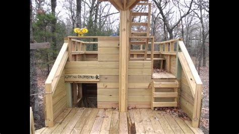 pirate ship playhouse plans youtube