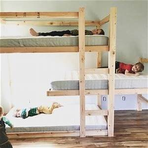 Best 25+ Triple bunk beds ideas on Pinterest Triple bunk