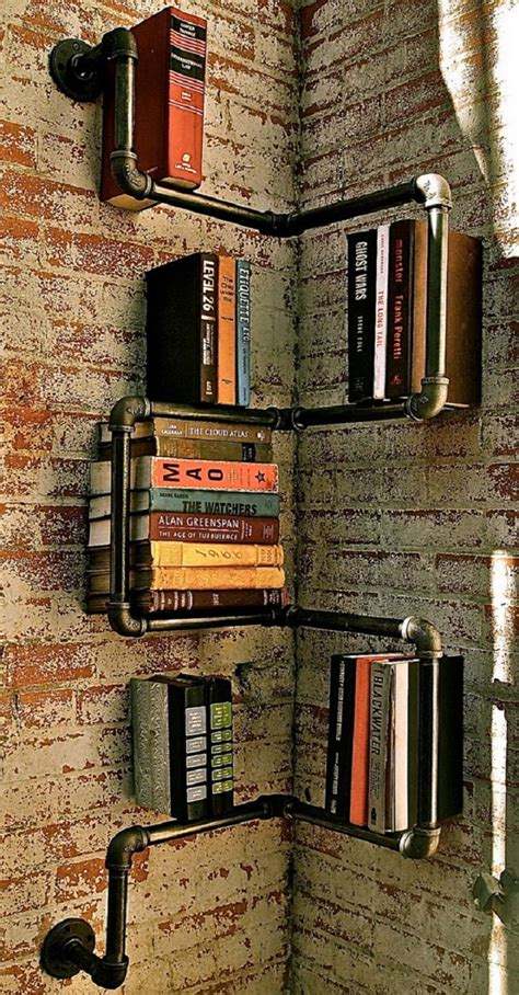 cool diy metal pipe projects   home  art
