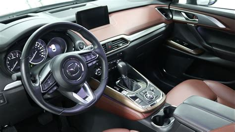 Mazda Xc9 2020 by 2016 2017 Mazda Cx 9 Signature Interior The Most