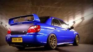 Subaru Impreza Sti Prodrive Widetrack Xxr527