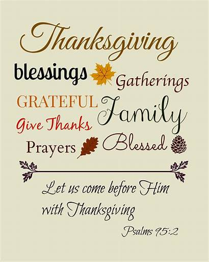 Scripture Quotes Clip Thanksgiving Bible Verse Happy