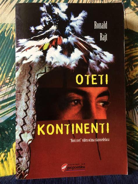 Ronald Rajt OTETI KONTINENTI (RETKO) - Kupindo.com (61436157)