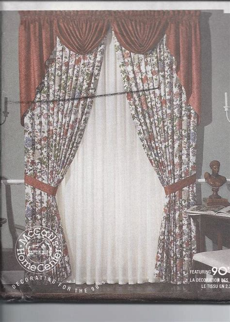 lined drapes unlined swag cafe curtains etc pattern