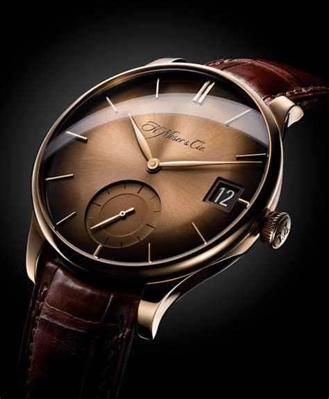 H. Moser & Cie. - Venturer Big Date | Time and Watches ...