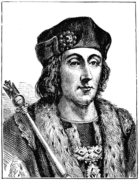 henry vii  england clipart