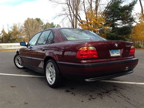 2000 Bmw 7 Series Trim Information Cargurus