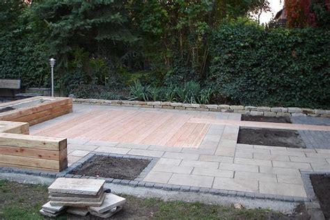 Gartengestaltung Mit Holzterrasse by Engelbrecht Gartengestaltung Diverses Holzterrasse Mit