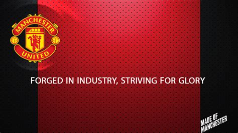 Of Manchester Powerpoint Template by Manchester United Wallpaper Army Fanclub