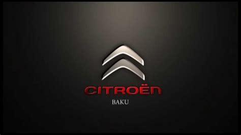 Citroen Logo by Logo Citroen Baku